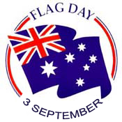 Flag Day Logo